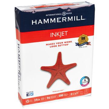 Hammermill Inkjet Paper - 8.5 x 11inch - 500 sheets