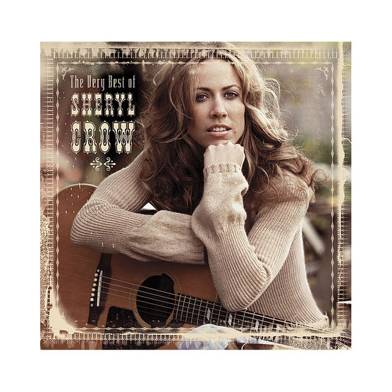 The Very Best of Sheryl Crow - CD