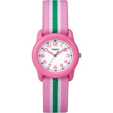 Timex Youth Watch - Pink/Green - TWC05900KU