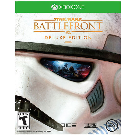 Xbox One Star Wars Battlefront: Deluxe Edition