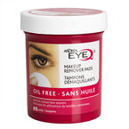 Andrea EyeQ's Oil Free Makeup Remover Pads - 65's