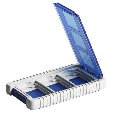 Gepe Card Safe Mini - Blue