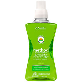 Method 4X Concentrated Laundry Detergent - Fresh Clover - 1.58L/66 load