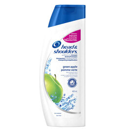 Head & Shoulders Green Apple Shampoo - 400ml