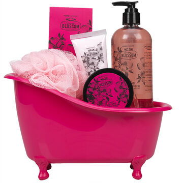 PurePleasure Tub Set - Cherry Blossom - 5 piece