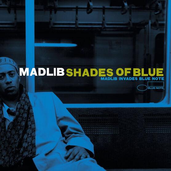 Madlib - Shades of Blue - Vinyl