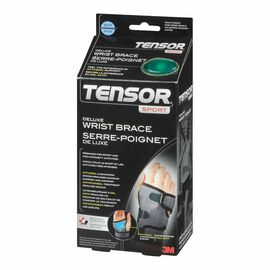 Tensor Sport Deluxe Wrist Brace - Right Hand - Small/Medium