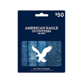 American Eagle Gift Card - $50