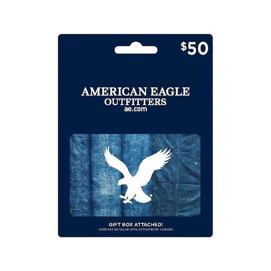 Balance Board London Drugs: American Eagle Gift Card - $50