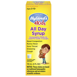 Hyland's Cold'n Cough 4 Kid - 118 ml