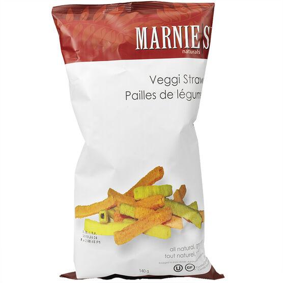 Marnie's Veggi Straws - 140g