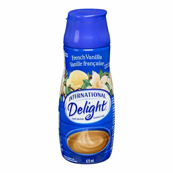 International Delight Coffee Whitener - French Vanilla - 473ml