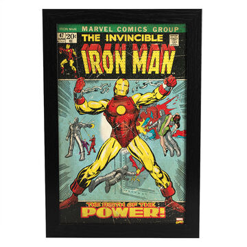 Marvel Gel Coat Wall Art - Assorted - 11 x 17in