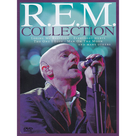 R.E.M.: Collection - DVD