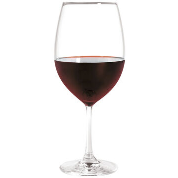 Anchor Hocking Stolzle Classic Red Wine Glasses - 650ml - Set of 4