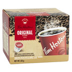 Tim Hortons Original Blend - Single Serve Coffee - 30 Servings