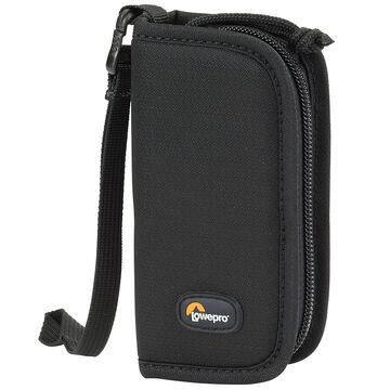 LowePro Memory Wallet 20 - Black - LP36255