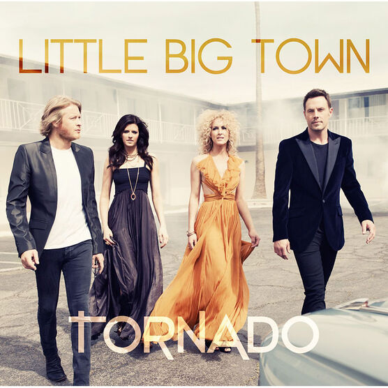 Little Big Town - Tornado - CD