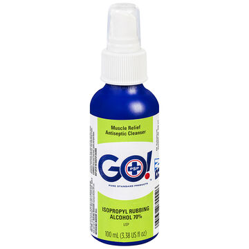 PSP GO Isopropyl Rubbing Alcohol 70% - 100ml