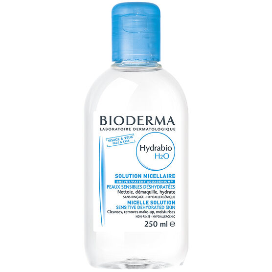 Bioderma Hydrabio H2O - Moisturizing Micelle Solution - 250ml