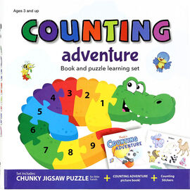 Book 'n' Bath Puzzle Counting