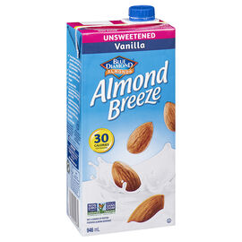 Almond Breeze - Vanilla - 946ml