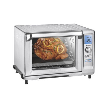 Cuisinart Rotisserie Convection Toaster Oven - Stainless - TOB-200C
