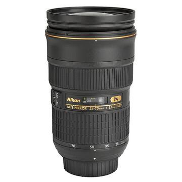 Nikon AF-S FX 24-70mm f/2.8G IF-ED