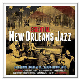Various Artists - Essential New Orleans Jazz - 2 CD