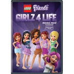LEGO Friends: Girlz 4 Life - DVD