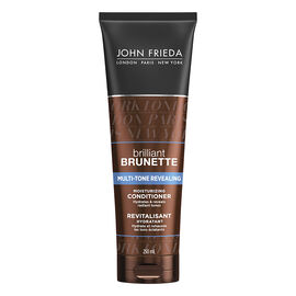 John Frieda Brilliant Brunette Multi-Tone Revealing Conditioner - 250ml