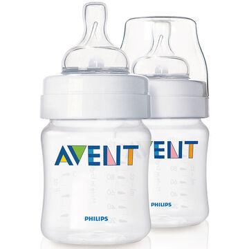 Avent Baby Bottle - 2X125ml - SCF680/27