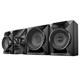 Sony Mini System with Bluetooth/NFC - Black - MHCECL99BT