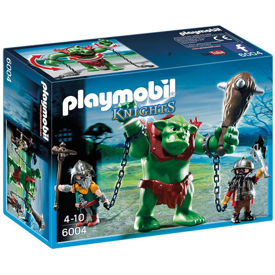 Playmobil Knights - Giant Troll - 60044