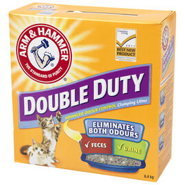 Arm & Hammer Double Duty Cat Litter - 6.4kg
