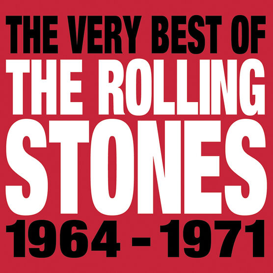 The Rolling Stones - The Very Best Of The Rolling Stones 1964-1971 - CD