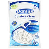 DenTek Comfort Clean Floss Picks - Fresh Mint - 75's