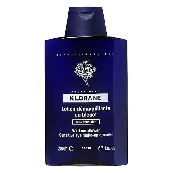 Klorane Soothing Eye Make-up Remover - 200ml