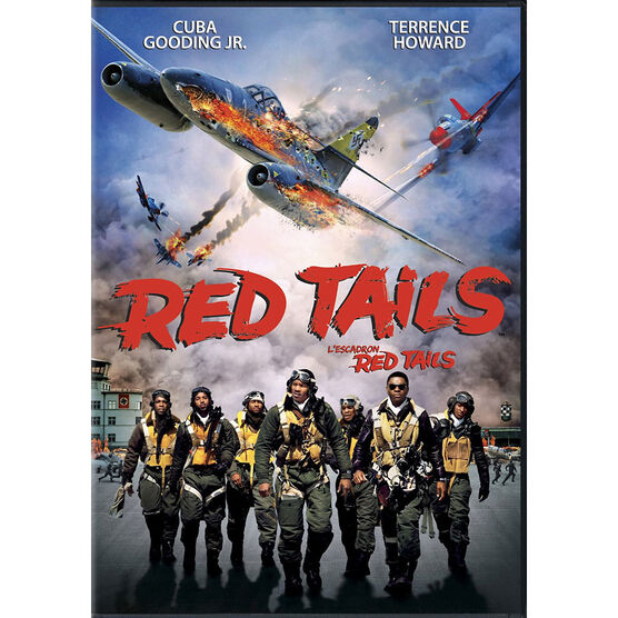 Red Tails - DVD