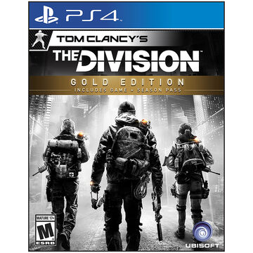 PS4 Tom Clancy's The Division: Gold Edition