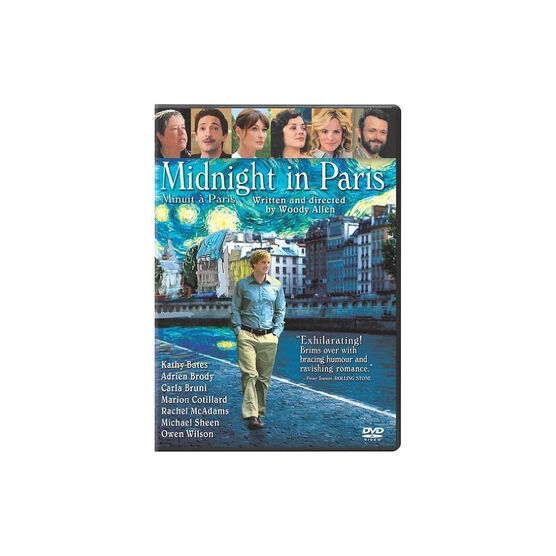 Midnight In Paris - DVD