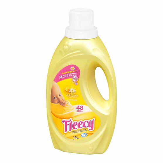 Fleecy Aroma Therapy Fabric Softener - Calm - 1.6L