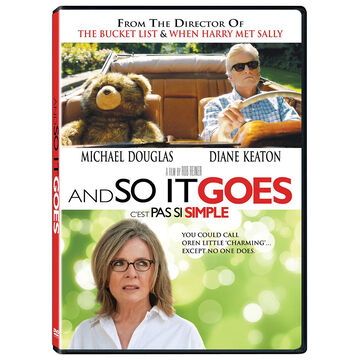 And So It Goes - DVD
