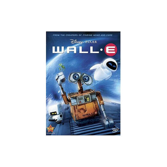 WALL-E - Widescreen - DVD