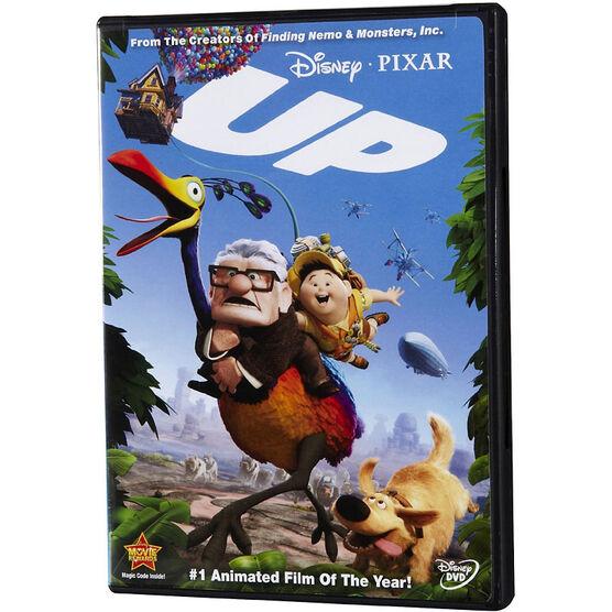 Up - Widescreen - DVD