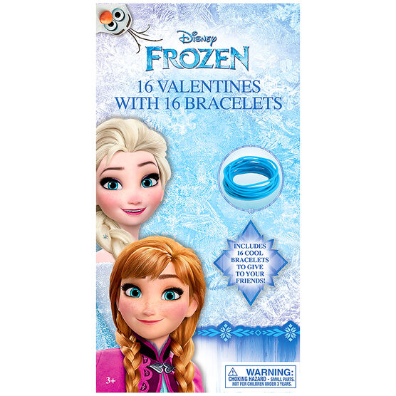 Frozen Valentines with Bracelets - 16s - 4342975