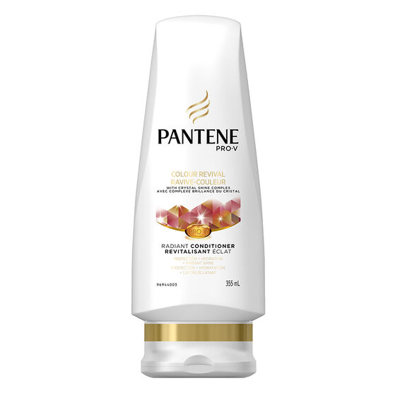 Pantene Pro-V Colour Hair Solutions Colour Preserve Shine Conditioner - 355ml