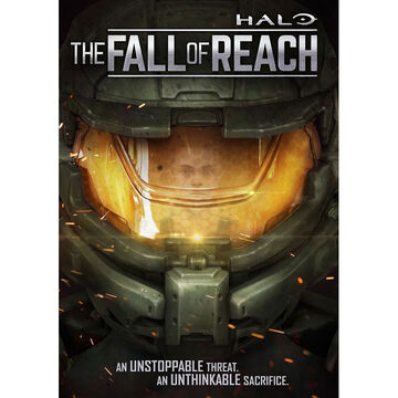 Halo: The Fall of Reach - DVD