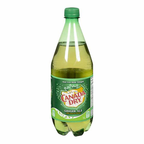 Canada Dry Ginger Ale - 1L