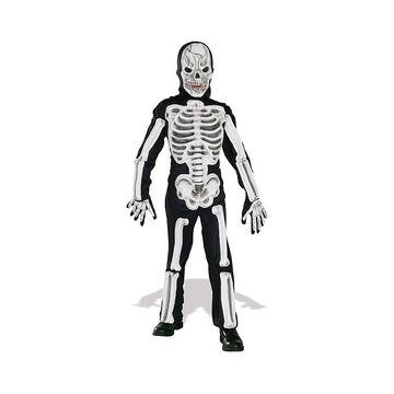 Halloween Full Body Skeleton Suit - Small